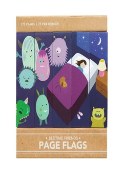 Girl of All Work Bedtime Page Flags - Alternate List Image