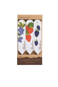 Shoptiques Product: Berry Page Flags
