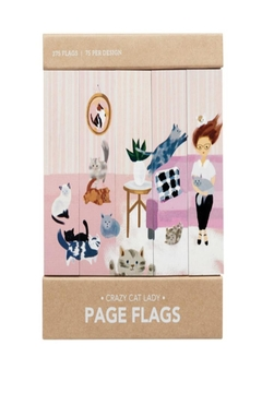 Girl of All Work Cat Page Flags - Alternate List Image
