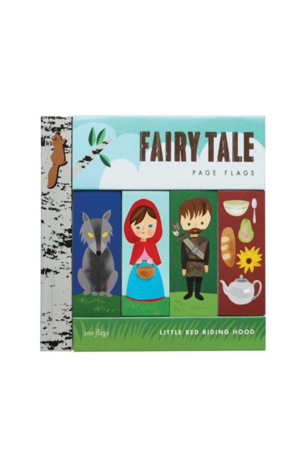 Girl of All Work Fairy Tale Flags - Main Image