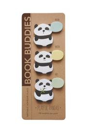 Girl of All Work Panda Book Buddies - Front cropped