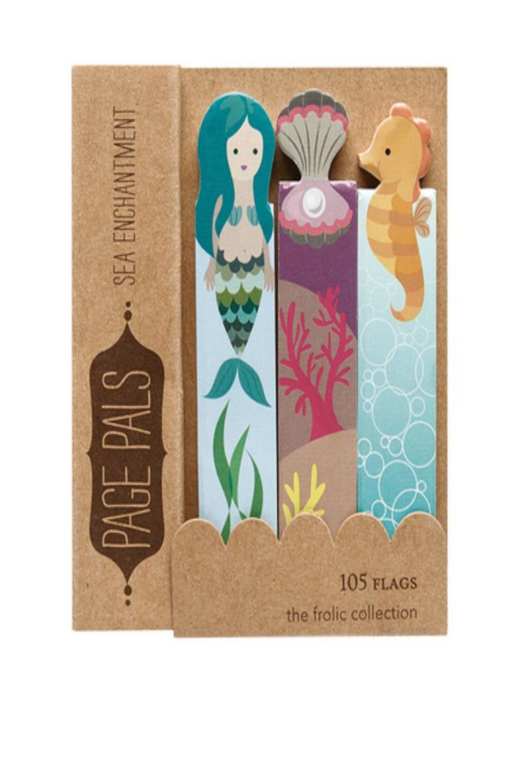 Girl of All Work Sea Enchantment Flags - Main Image