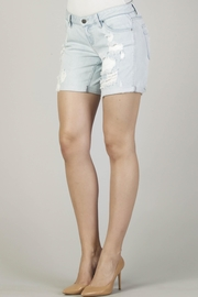 Dear John Girlfriend Distressed Short - Product Mini Image