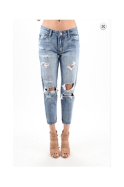 KanCan Girlfriend Fit Jeans - Product Mini Image