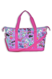 Top Trenz Girlpower Tote Bag - Front cropped