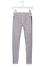 SPIRITUAL GANGSTER Girls Active Stripe Legging - Side cropped