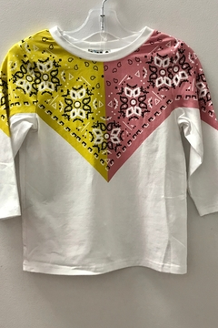 Shoptiques Product: GIRLS BANDANA TOP