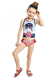 NaNo Girls Beach-Babe Tankini - Product Mini Image