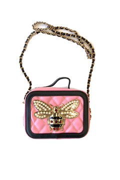CHLOE K. NEW YORK Girls Bee Bag - Product List Image
