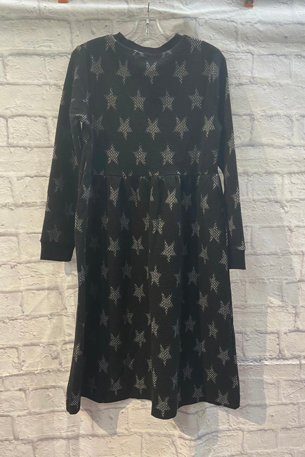 junee GIRLS Burke Star Dress - Front Full Image
