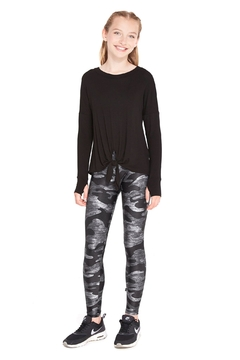Terez Girls Camo Legging - Product List Image