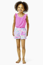 Lilly Pulitzer  Girls Carrita Short - Front cropped