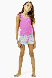 Lilly Pulitzer  Girls Carrita Short - Side cropped