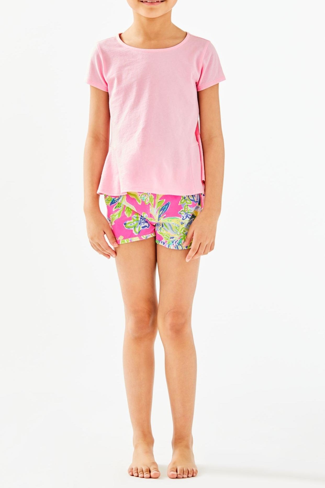 Lilly Pulitzer Girls Cecile Short - Main Image