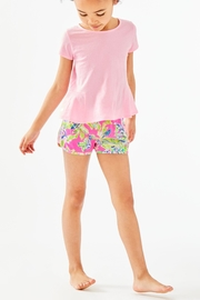 Lilly Pulitzer Girls Cecile Short - Side cropped