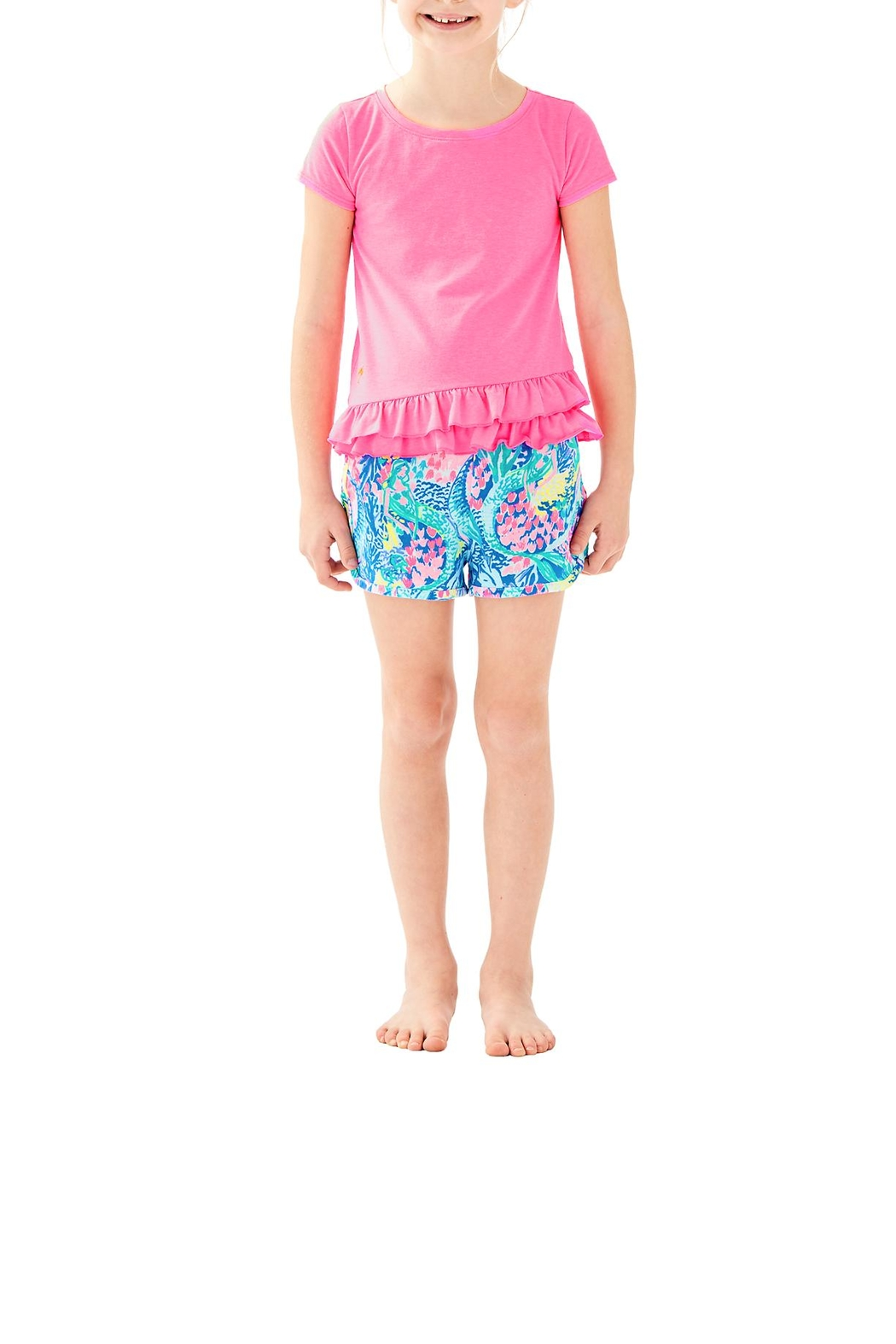 Lilly Pulitzer Girls Ceclie Short - Main Image