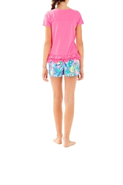 Lilly Pulitzer Girls Ceclie Short - Back cropped
