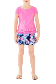Lilly Pulitzer Girls Ceclie Short - Product Mini Image