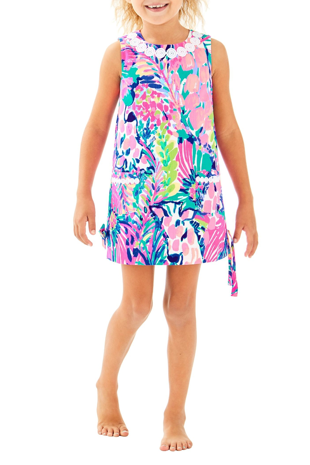 Lilly Pulitzer Girls Classic Shift - Main Image