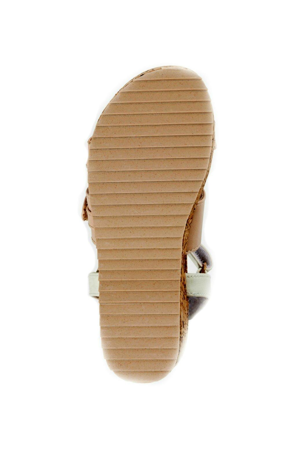Mayoral Girls Cork-Platform Sandals - Side Cropped Image