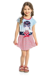NaNo Girls Dress - Front cropped