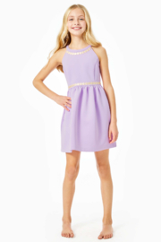 Lilly Pulitzer Girls Evelyn Dress - Product Mini Image