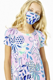 Lilly Pulitzer  Girls Face Mask-Set of 3 - Back cropped