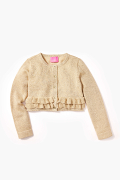Lilly Pulitzer  Girls Fleur Cardigan - Product List Image