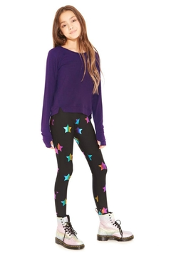 Terez Girls Foiled Legging - Product List Image