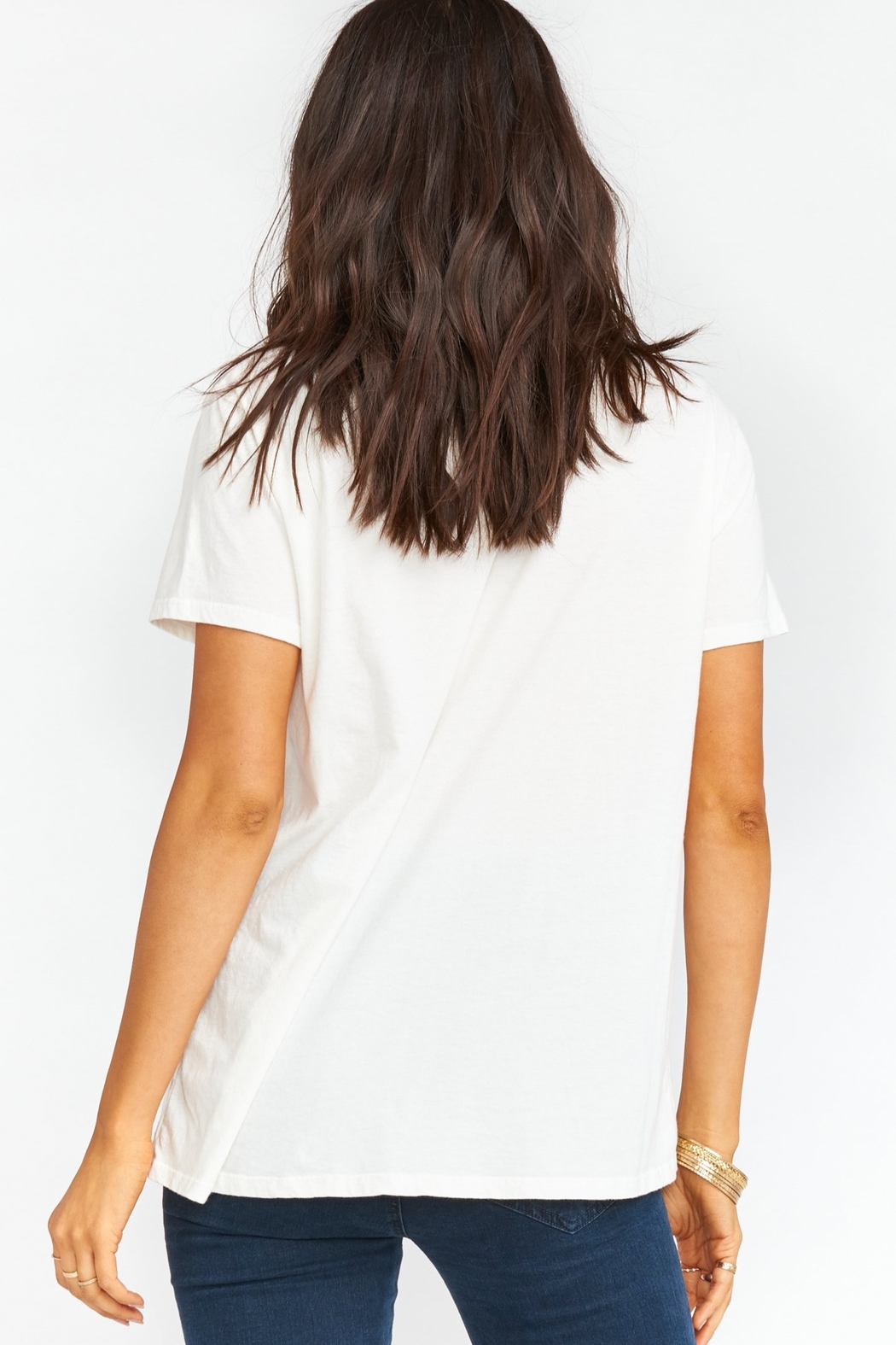 Show Me Your Mumu Girls Graphic Thomas Tee - Side Cropped Image