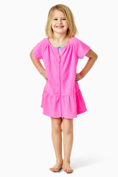Lilly Pulitzer  Girls Illiana Cover-Up - Product List Image