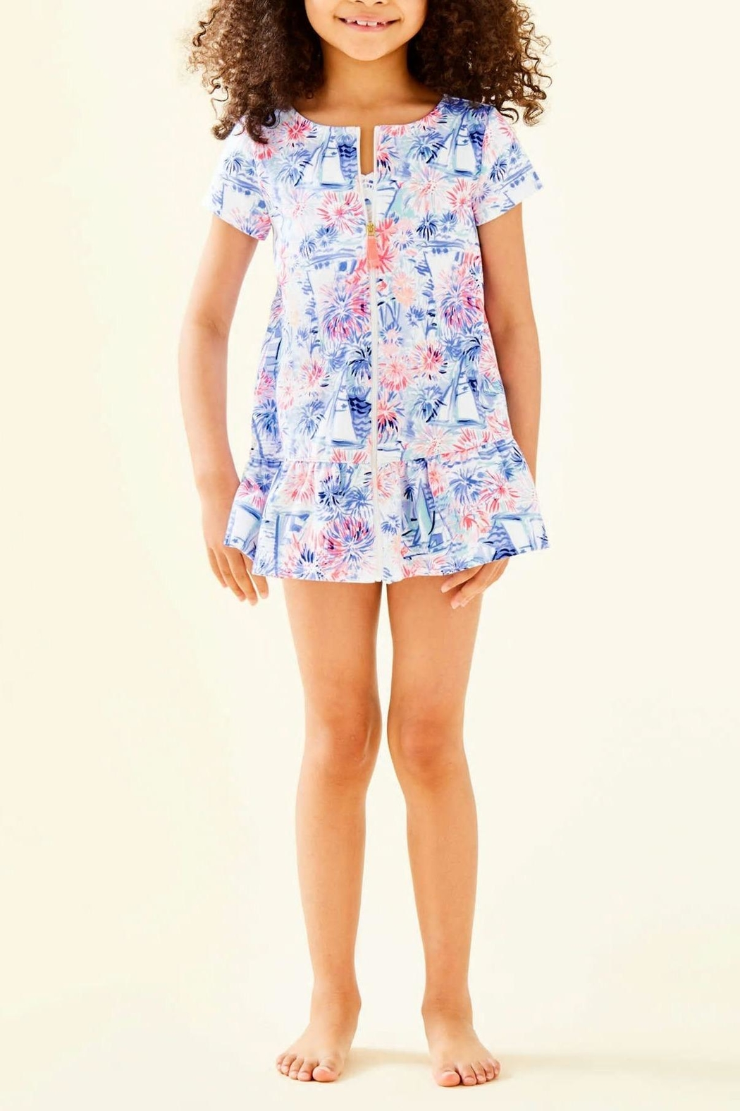 Lilly Pulitzer Girls Ivy Cover-Up - Main Image