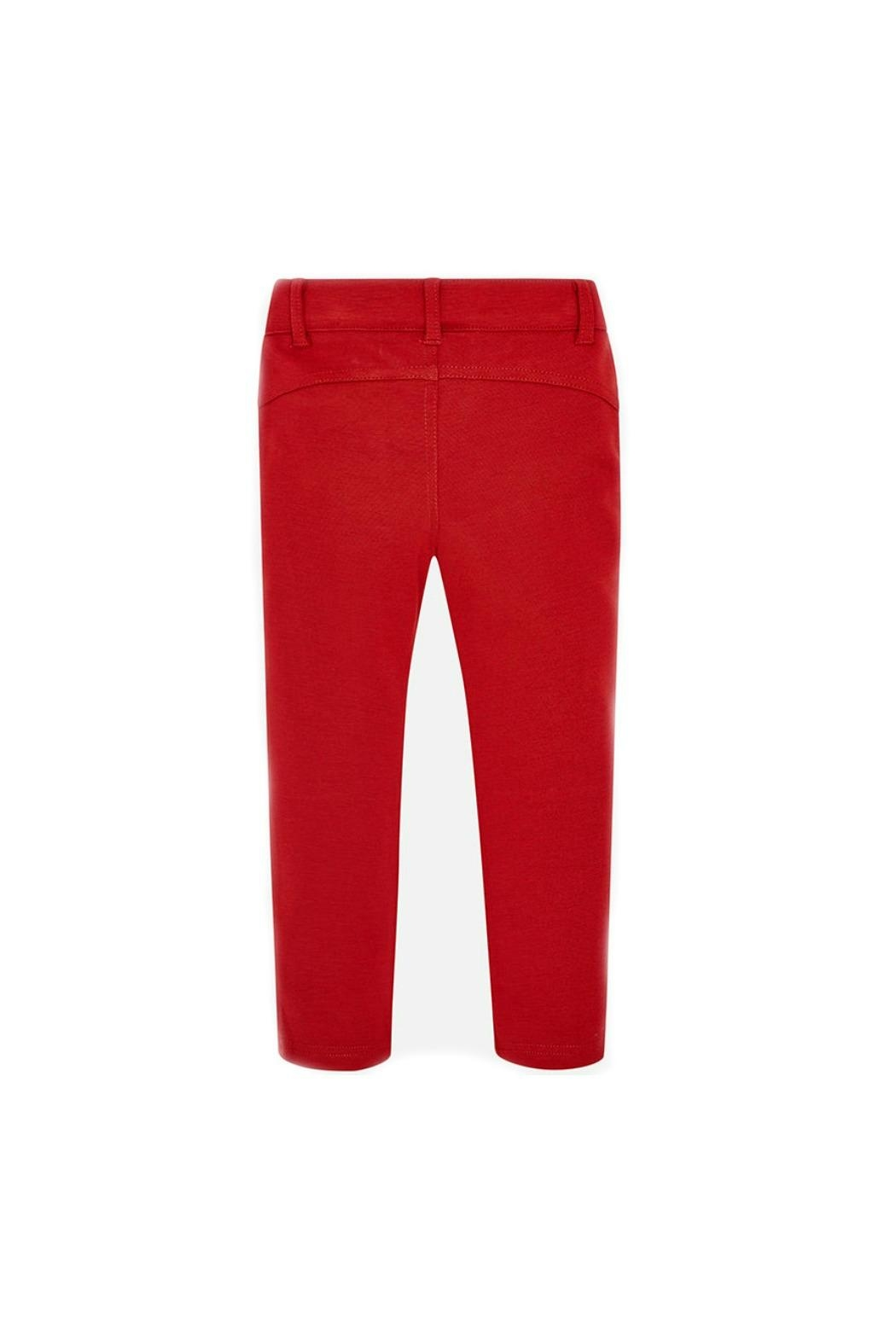 Mayoral Girls Jegging-Style Trousers - Front Full Image
