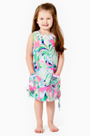 Lilly Pulitzer  Girls Little Lilly Classic Shift Dress - Product Mini Image