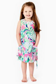 Shoptiques Product: Girls Little Lilly Classic Shift Dress