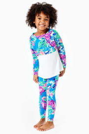 Lilly Pulitzer  Girls Maia Legging - Front cropped