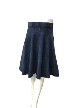 Shoptiques Product: GIRLS MINERAL WASH PANEL SKIRT