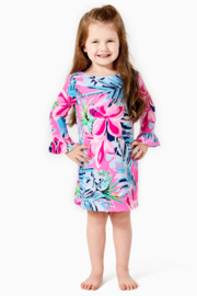 Lilly Pulitzer  Girls Mini Sophie Ruffle UPF-50+ - Product Mini Image