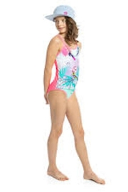 NaNo Girls Parrot 1-Piece - Front full body