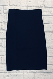Three Bows GIRLS PENCIL SKIRT - Front cropped