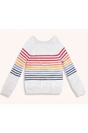 Splendid Girls Rainbow Stripe Sweater - Product Mini Image