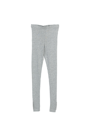 Wheat Girls Rib Leggings - Front cropped