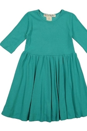 TEELA GIRLS RIBBED DRESS - Product Mini Image