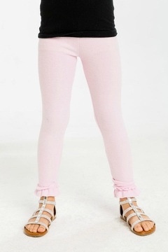 Shoptiques Product: Girls Ruffle Legging