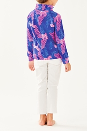 Lilly Pulitzer Girls Skipper Popover - Front full body