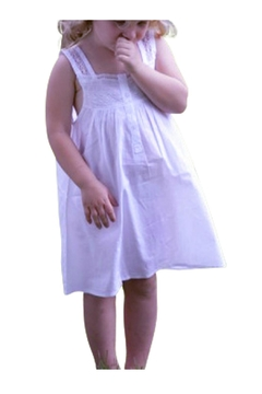Shoptiques Product: Girls Sleeveless Nightgown