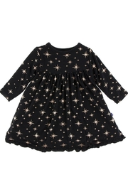 Kickee Pants Girls Star Dress - Front cropped