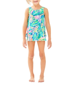 Shoptiques Product: Girls Swim Dress