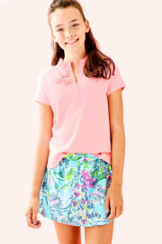 Lilly Pulitzer  Girls Thierry Polo - Product Mini Image