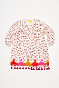 Shoptiques Product: Girls Tunic Cover-Up